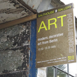 Ausstellung in St. Ives, England