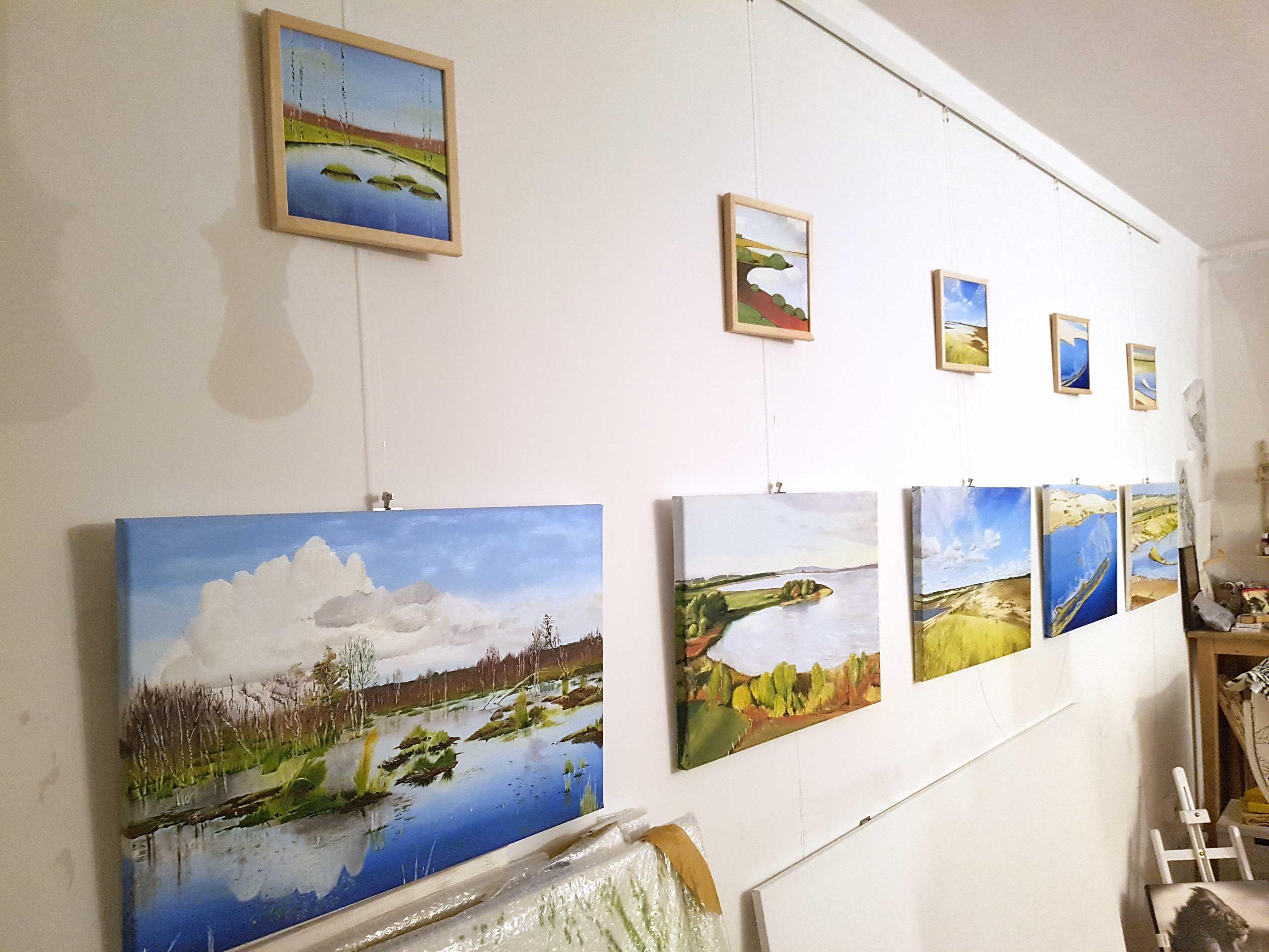 Ausstellung für unser Nationales Naturerbe