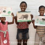 kayamoja kids artwork